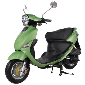 Buddy125-LimeGreen