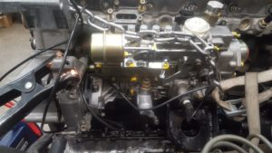 Dieselmeken upgraded and tuned the injection pump.