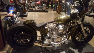 Hand Built Motorcycle Show 2017 Austin, TX