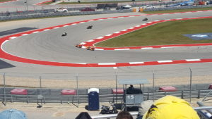 2017 MotoGp Race at Circuit of the Americas